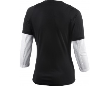 adidas trail sport women's jersey black/white