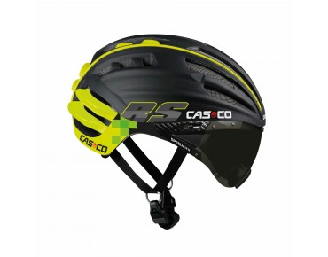 CASCO SPEEDairo RS helmet black/neon