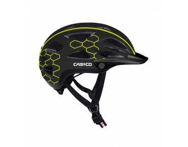 CASCO ACTIVE TC Helm techno-schwarz