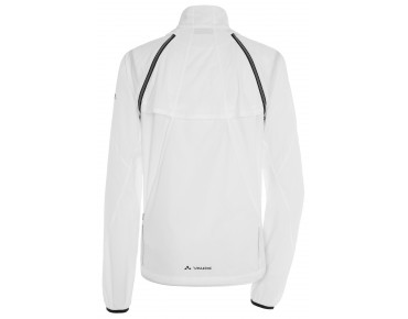 VAUDE WINDOO JACKET Damen Zip-off Windjacke white