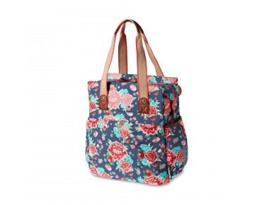 BASIL BLOOM SHOPPER 20l Damen-Fahrradtasche indigo blue