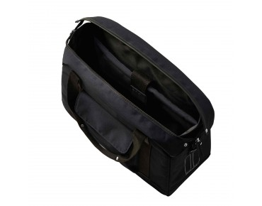 BASIL PORTLAND SHOULDER BAG 19 l bicycle bag for women black