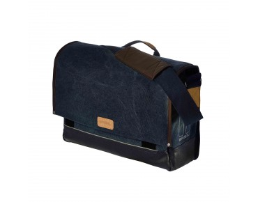 BASIL URBAN FOLD Messenger Bag 16 l bicycle bag deep denim blue