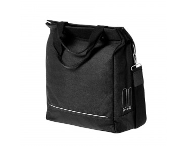 BASIL URBAN FOLD Cross-Body Bag 20 l bicycle bag black