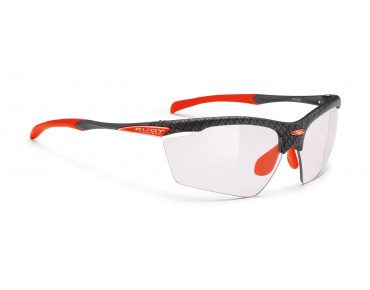 RUDY PROJECT AGON - occhiali carbonium/impactX photochromic 2black