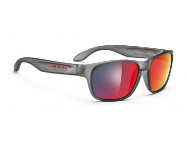RUDY PROJECT SENSOR Brille frozen ash/multilaser red