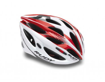 RUDY PROJECT ZUMAX helmet white/red