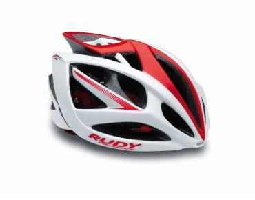 RUDY PROJECT AIRSTORM helmet white/red