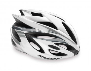 RUDY PROJECT RUSH helmet white/silver