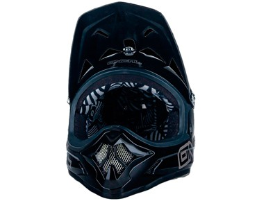 O´NEAL FURY EVO Integral Helm plain black