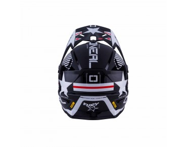 O´NEAL FURY EVO Integral Helm afterburner black