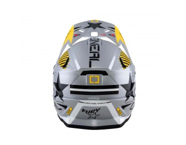 O´NEAL FURY EVO Integral Helm afterburner silver