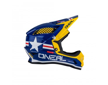 O´NEAL FURY EVO Integral Helm afterburner blue