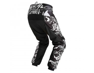 O´NEAL ELEMENT 2015 trousers WILD black/white