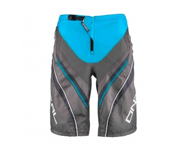 O´NEAL ELEMENT FR bike shorts blue/grey
