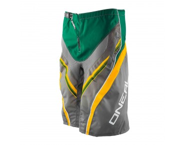 O´NEAL ELEMENT FR bike shorts green/yellow