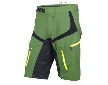O´NEAL PIN IT II Bikeshorts green