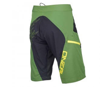 O´NEAL PIN IT II cycling shorts green