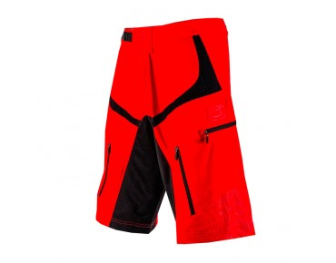 O´NEAL PIN IT II cycling shorts red