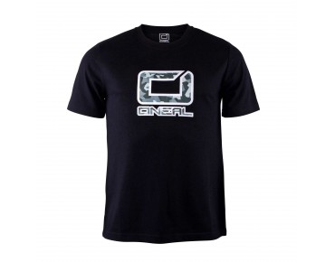 O´NEAL SLICKROCK functional t-shirt black-white
