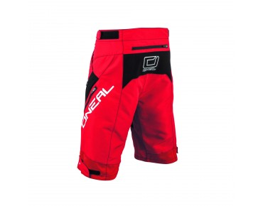 O´NEAL ROCKSTACKER bike shorts red