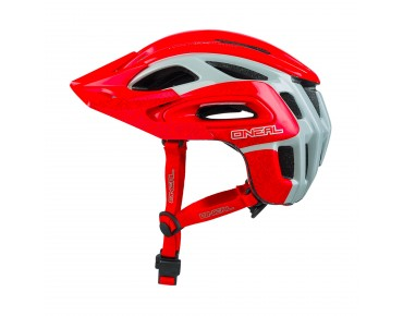 O´NEAL ORBITER II MTB-Helm grey/red
