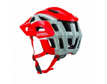 O´NEAL ORBITER II MTB helmet grey/red