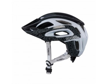 O´NEAL ORBITER II - casco MTB black/white