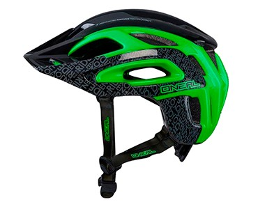 O´NEAL ORBITER II - casco MTB black/green
