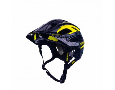 O´NEAL ORBITER II MTB-Helm black/yellow