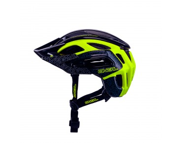 O´NEAL ORBITER II - casco MTB black/neon yellow