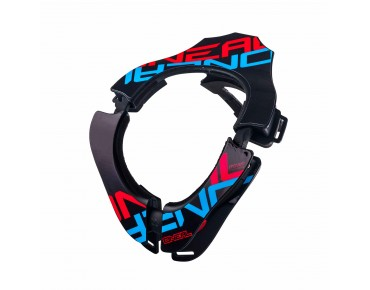 O´NEAL by moveo TRON neckbrace blue/red