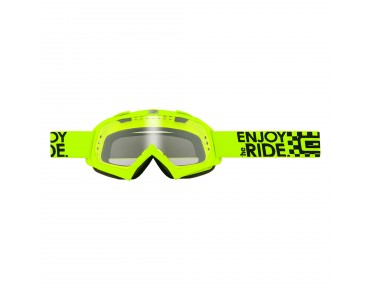 O´NEAL B-FLEX Goggle LAUNCH yellow