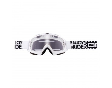 O´NEAL B-FLEX Goggle LAUNCH white