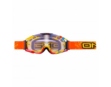 O´NEAL B2 RL goggles SPRAY orange