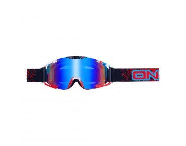 O´NEAL B2 RADIUM goggles SPRAY black