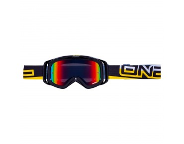 O´NEAL B3 RADIUM Goggle black/yellow