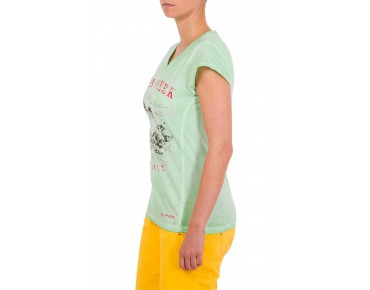 VAUDE KARSHA women's t-shirt may green