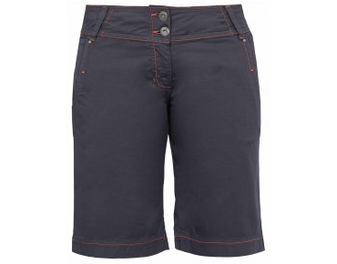 VAUDE TIZZANO women's shorts tarmac grey