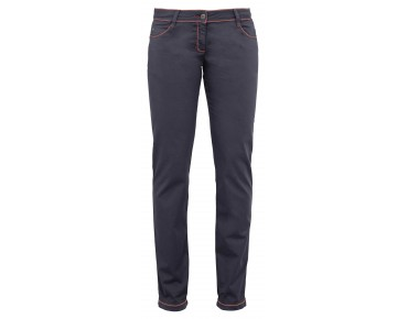 VAUDE TIZZANO women's trousers tarmac grey