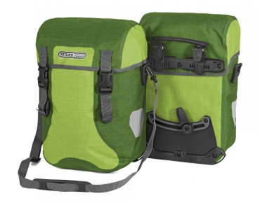 ORTLIEB Sport-Packer Plus QL2 set of two panniers lime/mossy green