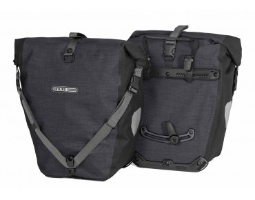 ORTLIEB Back Roller Plus panniers granite-black