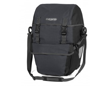 ORTLIEB Bike-Packer Plus granite-black