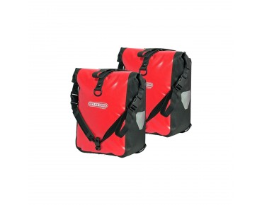 ORTLIEB Sport Roller Classic set of two pannier bags red/black