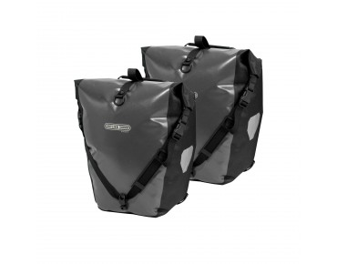 ORTLIEB Back Roller Classic set of two pannier bags asphalt black
