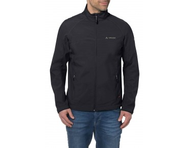 VAUDE HURRICANE III soft shell jacket black