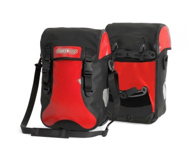 ORTLIEB SPORT-PACKER CLASSIC set of two pannier bags red/black