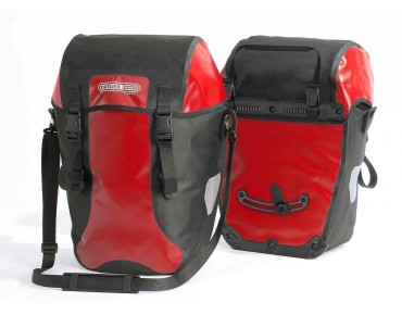 ORTLIEB Bike-Packer CLASSIC set of two pannier bags red/black