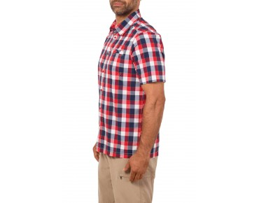 VAUDE PRAGS shirt red