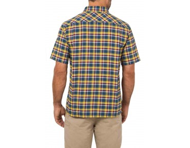 VAUDE BURREN shirt baltic sea